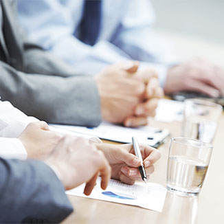 Shareholder information meeting